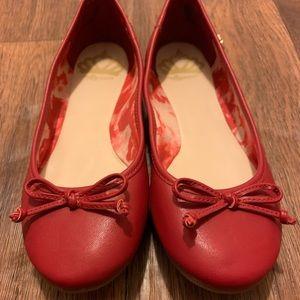 Fergalicious Shoes - Fergalicious Classic Ballet Flats
